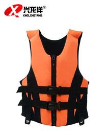 成人专业救生衣儿童游泳浮水衣 钓鱼服 浮潜背心GZF404