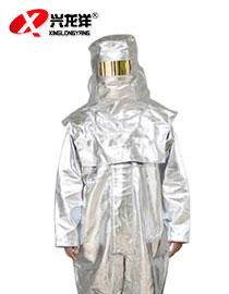 代尔塔正品 隔热服 隔热连体套装 消防 耐高温GZF368