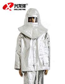 500-1000度防火消防服隔热作业耐高温避火服 装备 防护服GZF370