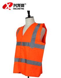 3m反光衣安全背心 3M反光条 劳保服建筑施工装GZF379
