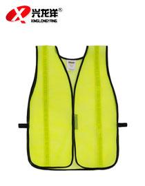 反光服 反光背心马甲 2.5配色晶格 反光材料 简易反光衣GZF384