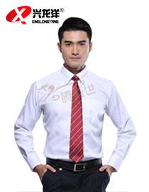 男装长袖衬衫寸衫长袖男职业装衬衣工作服套装GZF506