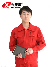 工装制服男套装工程服套装GZF522