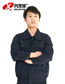 工装制服男套装劳保用品工作服工程服GZF529