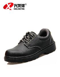 2016厂家直销牛皮棉劳保鞋防砸防刺穿透气耐磨耐油酸碱防护鞋FHX666