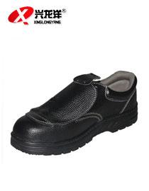 2016专柜正品兴龙洋新款耐磨耐高温带盖劳保工作鞋FHX684