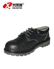 龙洋新款耐磨<font color='red'>劳保鞋</font>FHX689