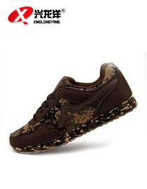 迷彩鞋-3544荒漠迷彩山地越野跑鞋FHX759