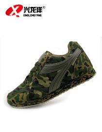 迷彩鞋-3544迷彩跑鞋劳保鞋FHX760