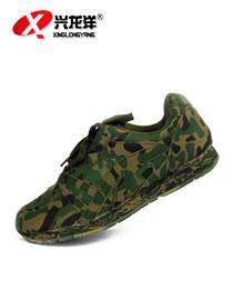迷彩鞋-3544惠威迷彩低腰跑鞋FHX761