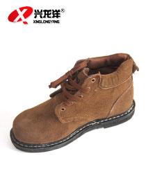 男电焊劳保鞋工作鞋高帮鞋夏季透气钢包头防砸防穿刺车胎底安全鞋FHX712