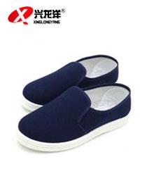 PVC深蓝帆布中巾FJD821