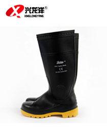 高筒防砸雨靴耐酸碱 FHX737