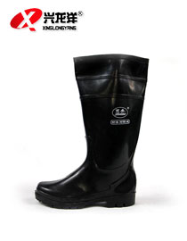 高筒防油防酸碱雨靴FHX738