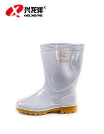 LTSS 半筒PVC牛筋食品靴、耐酸碱鞋、耐油、食品鞋、雨鞋FHX771