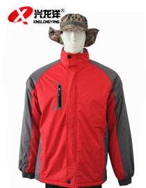 冲锋衣秋冬登山服三合一保暖外套户外运动男士 防风 防水HW918
