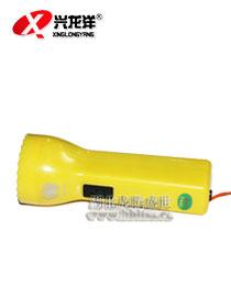 手电筒DT4401 黄色电池驱动 手电筒QT932
