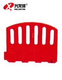 厂家直销批发红色超长1.5米高强度水马隔离墩JT773