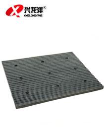 厂家供应批发实心坡道9孔减噪板 压不裂高韧度减噪板减震板 停车JT774