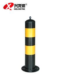 道路交通防护设施 固定活动路桩 隔离铁立桩柱子地桩锁 警示柱JT777