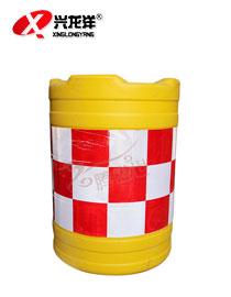 大统领 水马路障 塑料吹塑防撞桶 隔离墩 防撞设施JT781