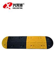 橡胶减速带 道路减速板 减速垄 减速板JT782