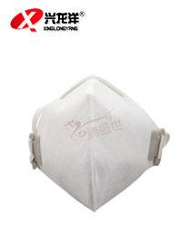 朝美2001 折叠式防尘口罩HX134
