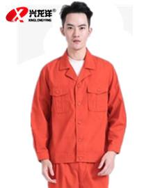工作服套装男 劳保服长袖耐磨加厚 汽修车间秋冬厂服工人定制GZF944