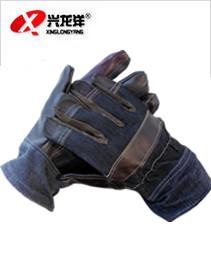 电焊皮手套短手套皮手套ST194