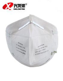 3M 9002A头戴式折叠防粉尘花粉清洁卫生家居口罩GZF970