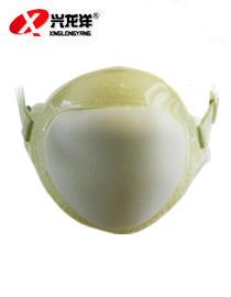 蓝星 防毒海绵PM2.5 带活性炭口罩 可清洗SF-BG n90口罩FHX975